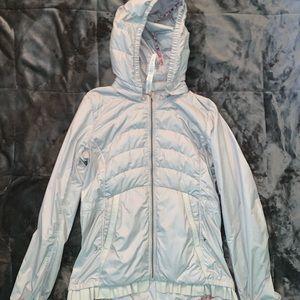 Light gray LULULEMON jacket